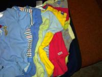 I have about 25 pieces of boys clothing size 0-3 months