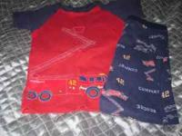 Boys pajamas gently used in good condition. They are