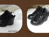 For sale Boy Black Nike Boots size