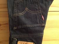 Boys Size 12 Super Skinny Levi's Jeans - Only Wore One