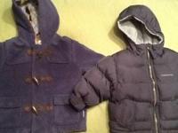 London Fog Boys Winter Hooded Coat Toddler size 12