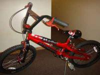 Boys bike in good condition. Contact  Location: