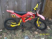 I have a boys bicycle for sale if interested give me a