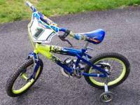 Two Boys Bicycles for sale. Both are in very good