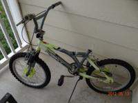 Boys Bike. Good Condition. Not used lately. You'll have