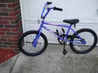I have a lttle boys bike for sale. It is in great