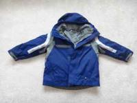 LANDS END 3 IN 1 SQUALL JACKET LANDS END SQUALL SNOW