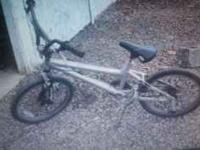 "20""boys trick bike good shape 20.00  Location: powhatan"