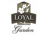 Loyal Garden is located just off Cottonwood Road (south