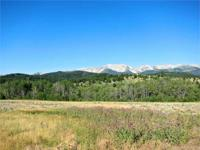 Situated on the east side of the Bridger Mountains in