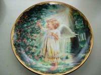 This Beautiful Plate Is By The Bradford Exchange~ ~It