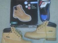 Brahma Work Boots Brand New size 11 never been warn at