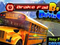 Brake Fail � Bus Driving Game is a die-hard death