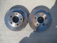 I have 2 all new brake blades that performed a