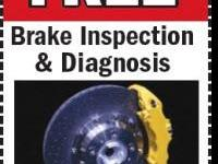 Our comprehensive service includes: Brake fluid