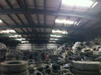 we are largest merchant in USED N NEW TIRES AND
