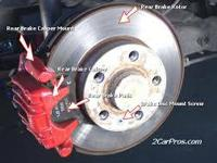 DO YOU NEED BRAKES REPLACED CHEAP ??(BOTH WHEELS)WITH