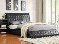 Brand name Black Queen Bed Is $395! 7063512459.|||NO