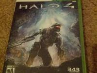 I am selling HALO 4******Brand New*****Sealed Box.
