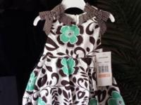 If you want BRAND NEW, 2T-GIRLS RARE EDITION DRESS or