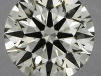 This Ideal-cut, J-color, and VS2-clarity diamond comes