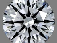 This Ideal-cut, F-color, and VS2-clarity diamond comes