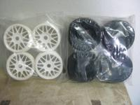 hello, im selling a set of brand new 1/8 scale onroad