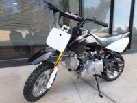 Brand name New High Performance Moto X 110cc Dirt Bike
