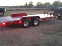 Brand New 12K Trailer - $3150.00 This is a very well