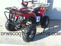 BRAND NEW FULL SIZE 150 ATV ATA-150B Engine: Engine