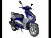 Brand New 2013 PCC Envy 150cc We offer financing for