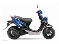 Brand New 2009 Yamaha Zuma ~ 2 Stroke AVAILABLE IN BLUE