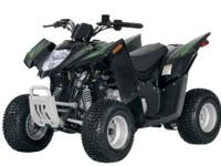 Brand New 2010 Arctic Cat Mud Pro 50 H1 - Lime Green