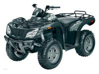 Brand New 2011 Arctic Cat 350 CR ATV - Green Please