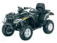Brand New 2011 Arctic Cat 450 H1 EFI TRV ATV - Red