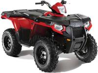 WE HAVE A BRAND NEW HOLD OVER 2011 HONDA RANCHER 420