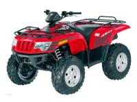 Brand New 2012 Arctic Cat 450i ATV Available in Red or