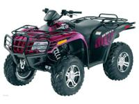 Brand New 2012 Arctic Cat 550i ATV - Black Please Call
