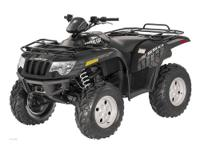 Brand New 2012 Arctic Cat 550i Limited Edition ATV -