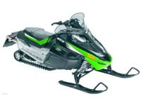 Brand New 2012 Arctic Cat T570 Snowmobile - Black -