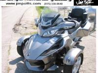 Brand New 2012 Can Am Spyder Roadster RT List Price