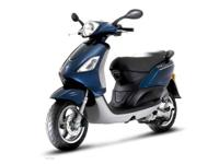 You are looking at (1) Brand New Piaggio Fly 50 Moped