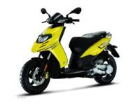You are looking at (1) Brand New 2012 Piaggio Typhoon