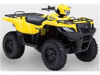 You are looking at (1) Brand New 2012 Suzuki KingQuad