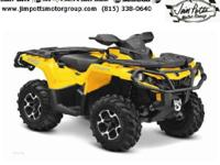 Brand New 2013 Can Am Outlander 1000XT Full Factory