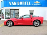 2013 Corvette Grand Sport Coupe -135 MI -  6.2 LITER