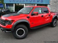 BRAND NEW!!!! 2013 Ford F-150 RAPTOR SVT