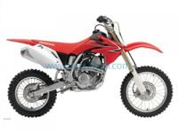 Small Bike, Big Trophies. The CRF150R may be