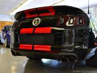 BRAND-NEW 2014 Ford Mustang Shelby GT500!! Black