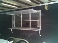 New 8.5x20 Concession Trailer 8.5x20 with 5200lb Axles,